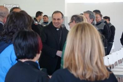Visita del Vescovo Domenico in Lombardini 17 marzo 2016 foto Fabrizi 14