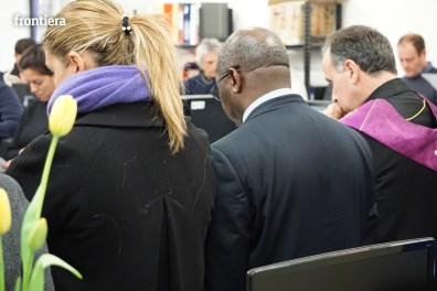 Visita del Vescovo Domenico in Telpress 17 marzo 2016 foto Fabrizi 21