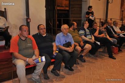 Presentazione Incontro Pastorale del 9,10 e 11 settembre chiesa di San Domenico 12 luglio 2016 foto Massimo Renzi21