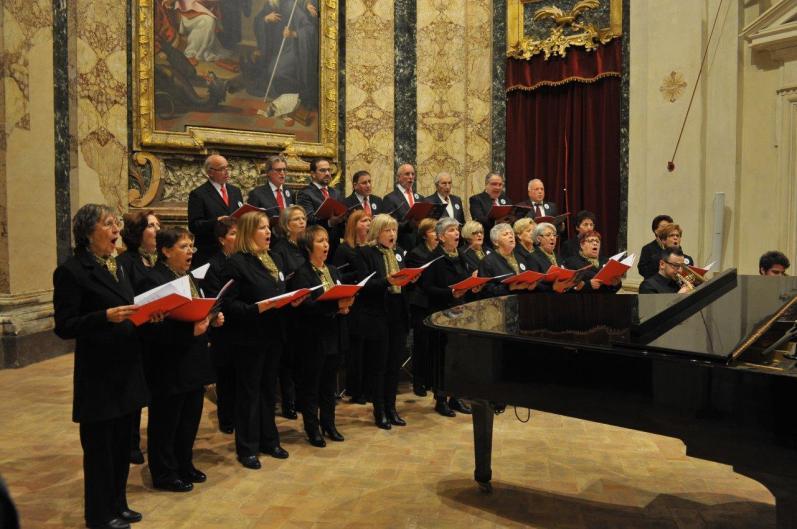 Coro Cai Concerto di Natale Auditorium Varrone [21.12.2016] foto Renzi MAS_7031