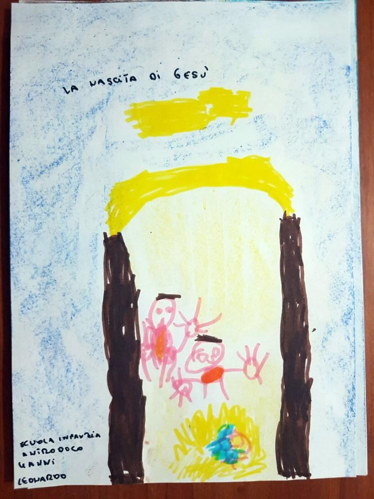 Il presepe di Francesco - Bambini di Antrodoco 33