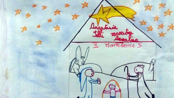 Il presepe di Francesco - Bambini di Monteleone 03