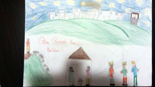 Il presepe di Francesco - Bambini di Monteleone 05
