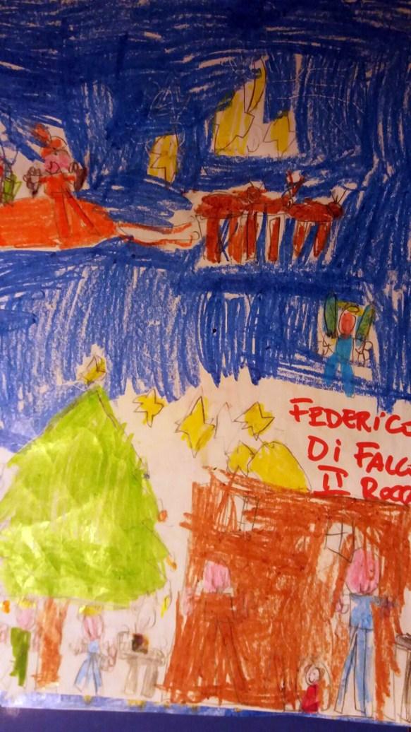 Il presepe di Francesco - Bambini di Rocca Sinibalda 08