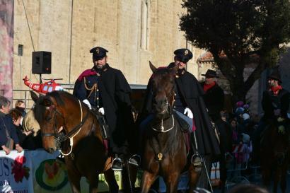 [29.01.2017] Cavalli infiocchettati - Rievocazione Storica DSC_3149