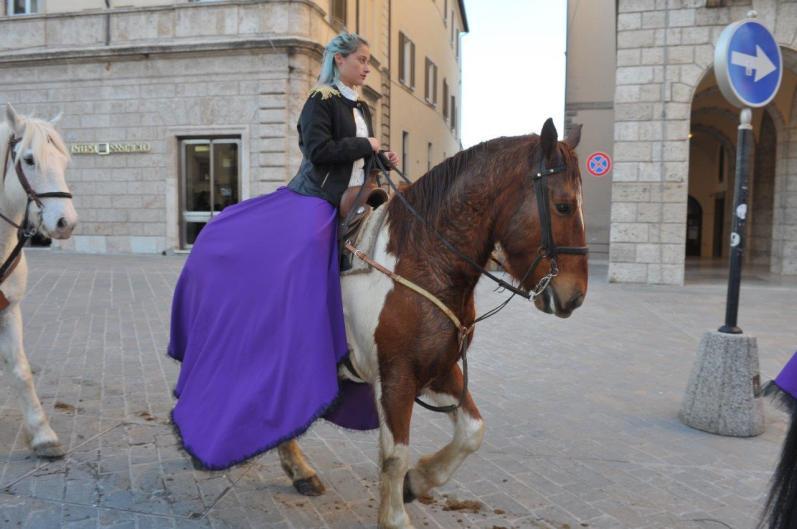[29.01.2017] Cavalli infiocchettati - Rievocazione Storica MAS_6240