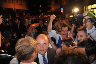 [25.06.2017] Comune di Rieti - Vittoria elettorale di Antonio Cicchetti MAS_7492