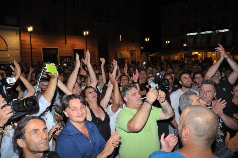 [25.06.2017] Comune di Rieti - Vittoria elettorale di Antonio Cicchetti MAS_7822