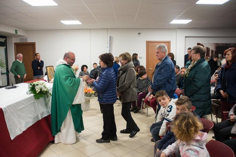 [11.11.2017] Messa Alcli Giorgio e Silvia per i 'Cari angeli' foto Daniela Anghel 14