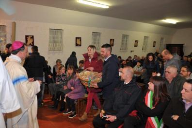[18.03.2018] Festa di San Giuseppe al Bivio di Catalice - 50 anni sacerdozio don Gottardo MAS_1745
