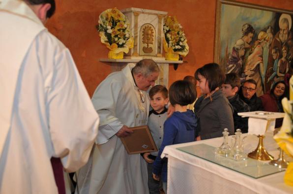 [18.03.2018] Festa di San Giuseppe al Bivio di Catalice - 50 anni sacerdozio don Gottardo MAS_1820