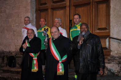 [19.03.2018] Fiaccola Benedettina 'Pro Pace et Europa Una' MAS_2031