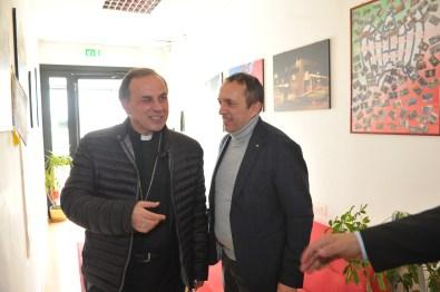 [11.04.2018] Visita del vescovo alla Phoenix per la benedizione pasquale MAS_7811