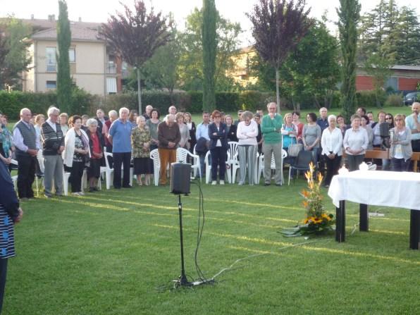[31.06.2018] Messa di ringraziamento per i vent'anni di sacerdozio di don Zdenek Kopriva P1060874