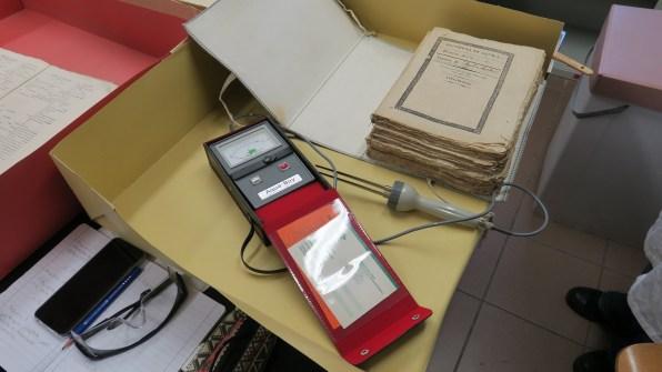[19.09.2018] Archivio di Stato - Recupero carte Comune di Amatrice IMG_2591