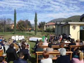 [21.10.2018] Giornata Missionaria Mondiale a Vazia testimonianza di Mariela Cuadrato 11