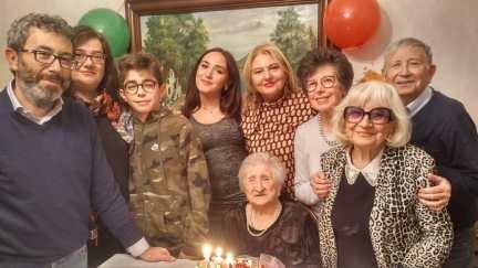 [11.11.2018] Festa per i 109 anni di nonna Zelinda 05