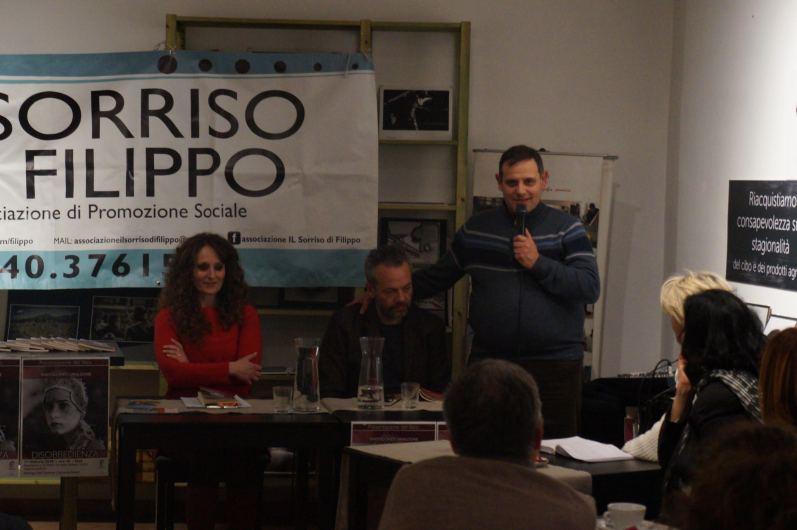 [07.02.2019] Presentazione raccolta di poesie 'Disobbedienza' di Bartolomeo Smaldone 01