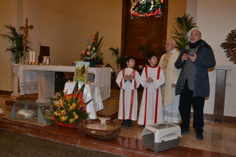 [17.01.2020] Benedizioni degli animali a San Michele Arcangelo DSC_5034