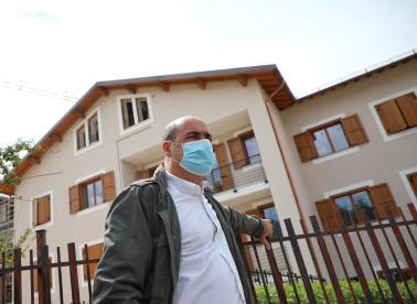 [15.07.2020] Consegna prime case ad Amatrice (Zingaretti) 01