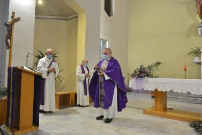 [28.11.2020] Ingresso nella parrocchia del Sacro Cuore di don Francesco Salvi DSC_3120