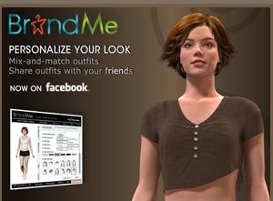 virtual model