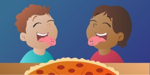 Taste: Links in the Chain from Tongue to Brain · Frontiers for Young Minds