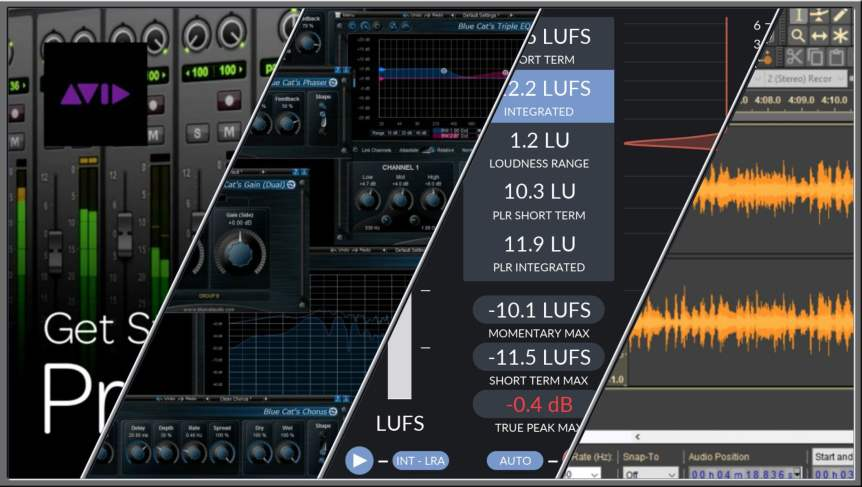 Free Software for Sound Designers - FrontierSoundFX