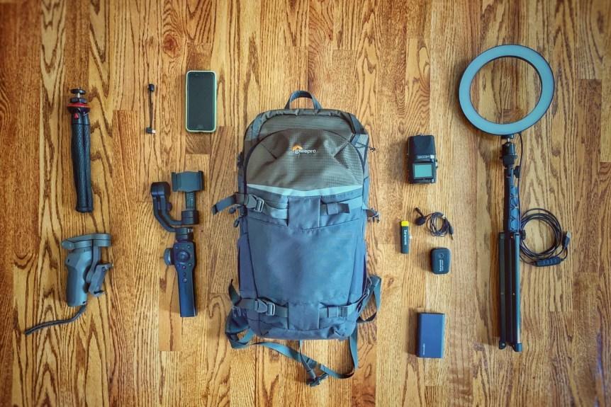 Gear for Nature Vlogging Web