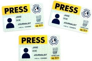 Press Cards