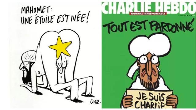 """Islamitische haatvideo die moslim """"vluchteling"""" in Frankrijk aanspoorde leraar te onthoofden onthuld"""
