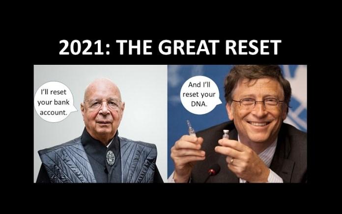 """World Economic Forum erkent dat Davos 2021 het """"Great Reset Initiative"""" zal onthullen."""