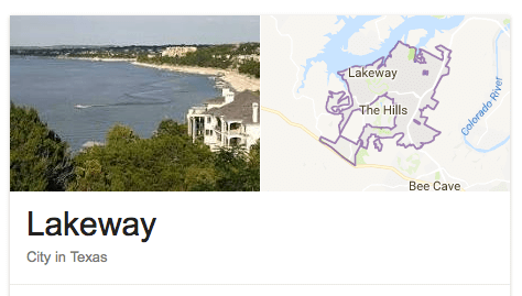 Lakeway Homes for Sale