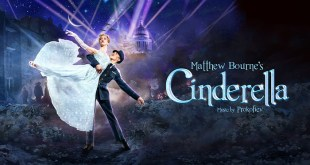 "Blumenthal Performing Arts Presents Matthew Bourne's ""Cinderella"" Virtual Performance in January 2021"