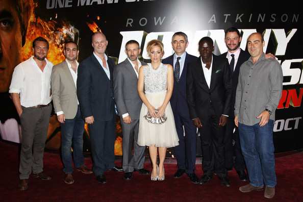 Image result for johnny english reborn cast