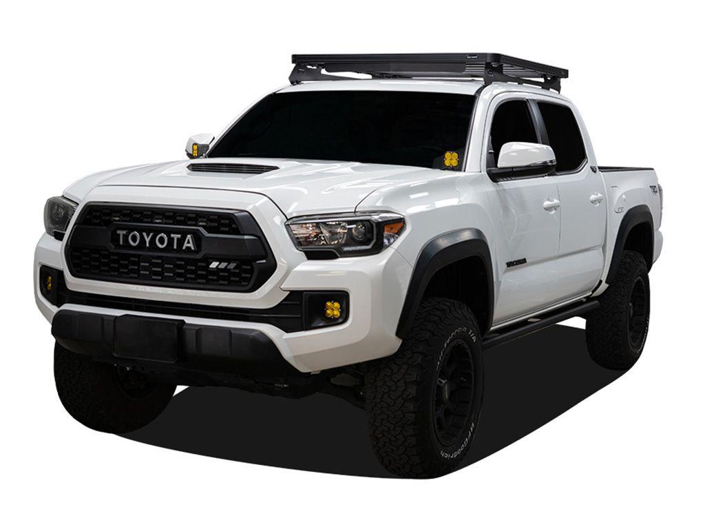 https www frontrunneroutfitters com en us toyota tacoma 2005 current slimlineiiroof rack kit html