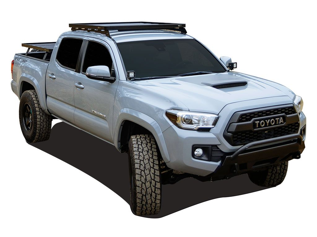 toyota tacoma 2005 current slimline ii roof rack kit low profile by front runner