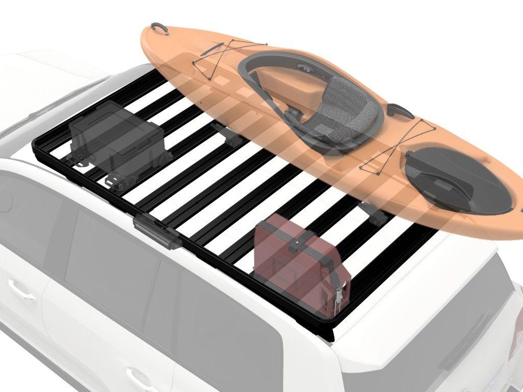 lexus gx470 slimline ii dachtrager kit von front runner
