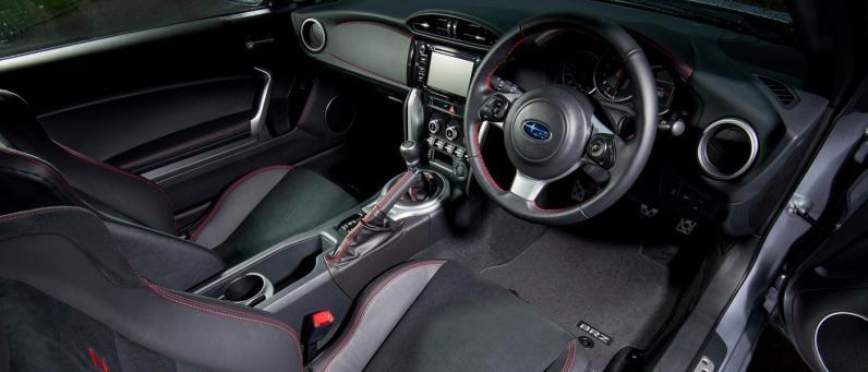 Subaru BRZ 2017 11