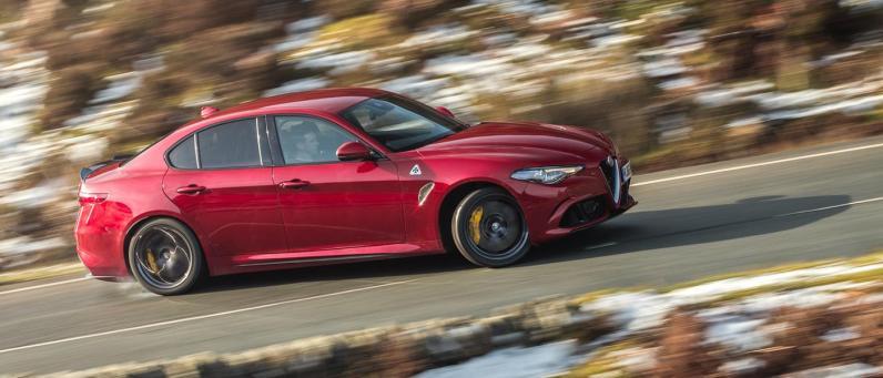 Alfa Romeo Giulia Quadrifoglio 2017 07