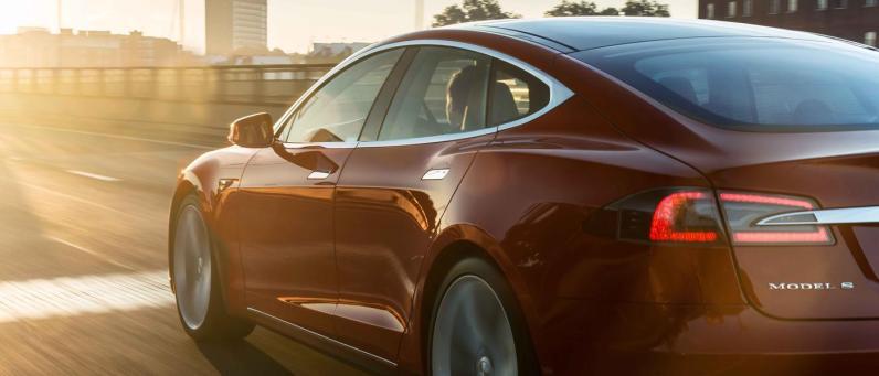 Tesla Model S P100D 2017 02