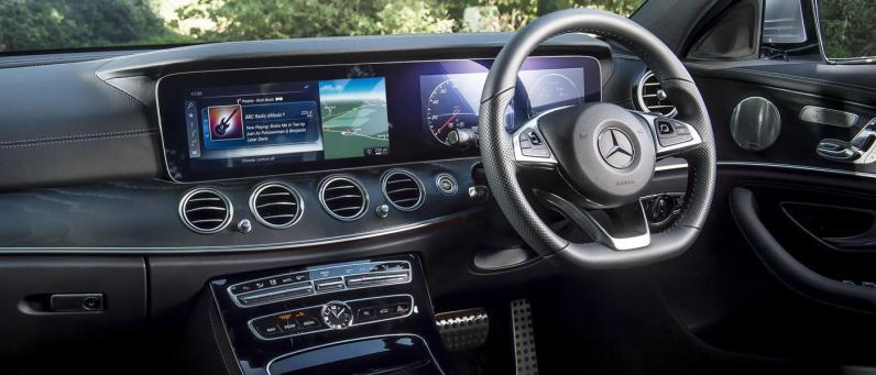 Mercedes E-Class 2018 12