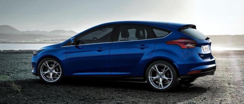 Ford Focus 2017 02