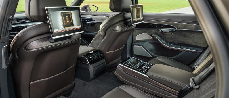 Audi A8 L 2018 06