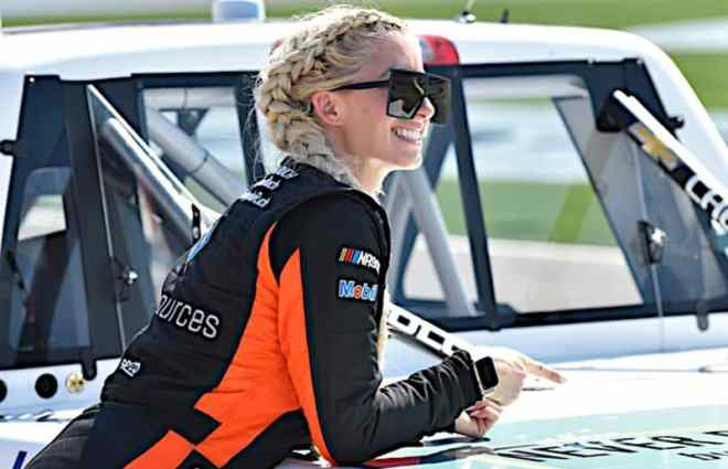Angela Ruch Joins Reaume Brothers Racing for 2020
