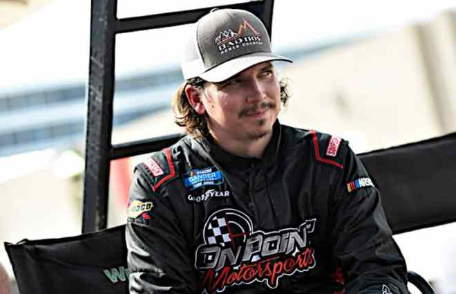 Brennan Poole Snags R.E.D. Sponsorship for 8 Truck Races