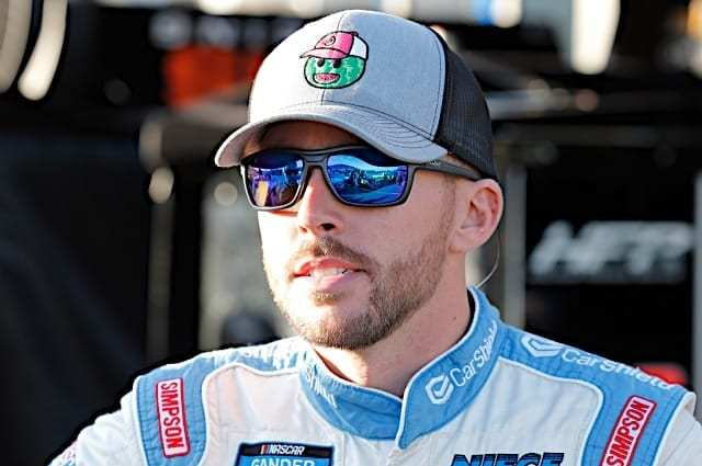 Ross Chastain Filling In for Ryan Newman in Cup Series