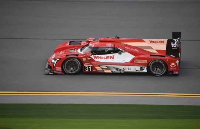 Filipe Albuquerque, Kamui Kobayashi Top Final 2 Daytona WeatherTech Practices