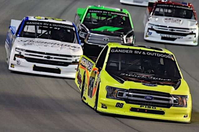 2-Headed Monster: Should NASCAR permanently expand Truck Series field to 36?