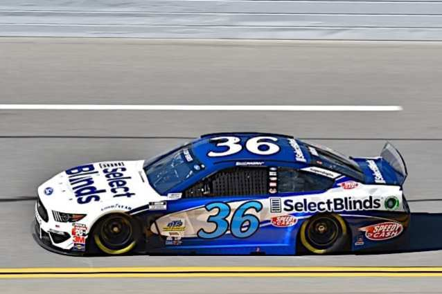 The Underdog House: David Ragan Unretires To Finish 4th at Daytona